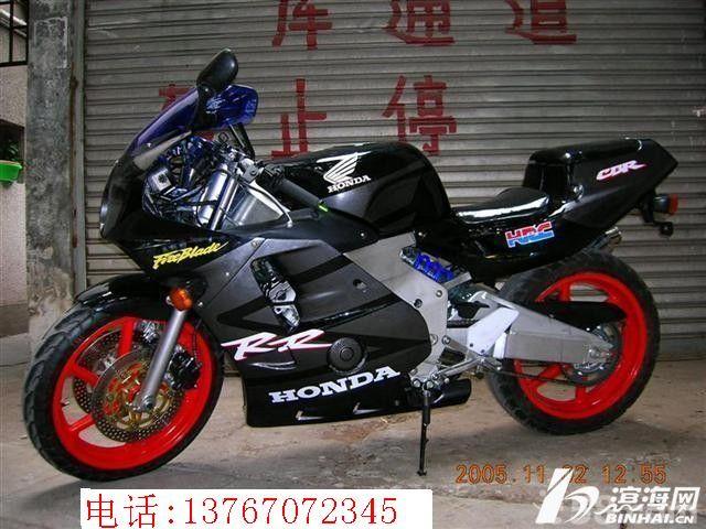出售本田cbr250摩托跑车