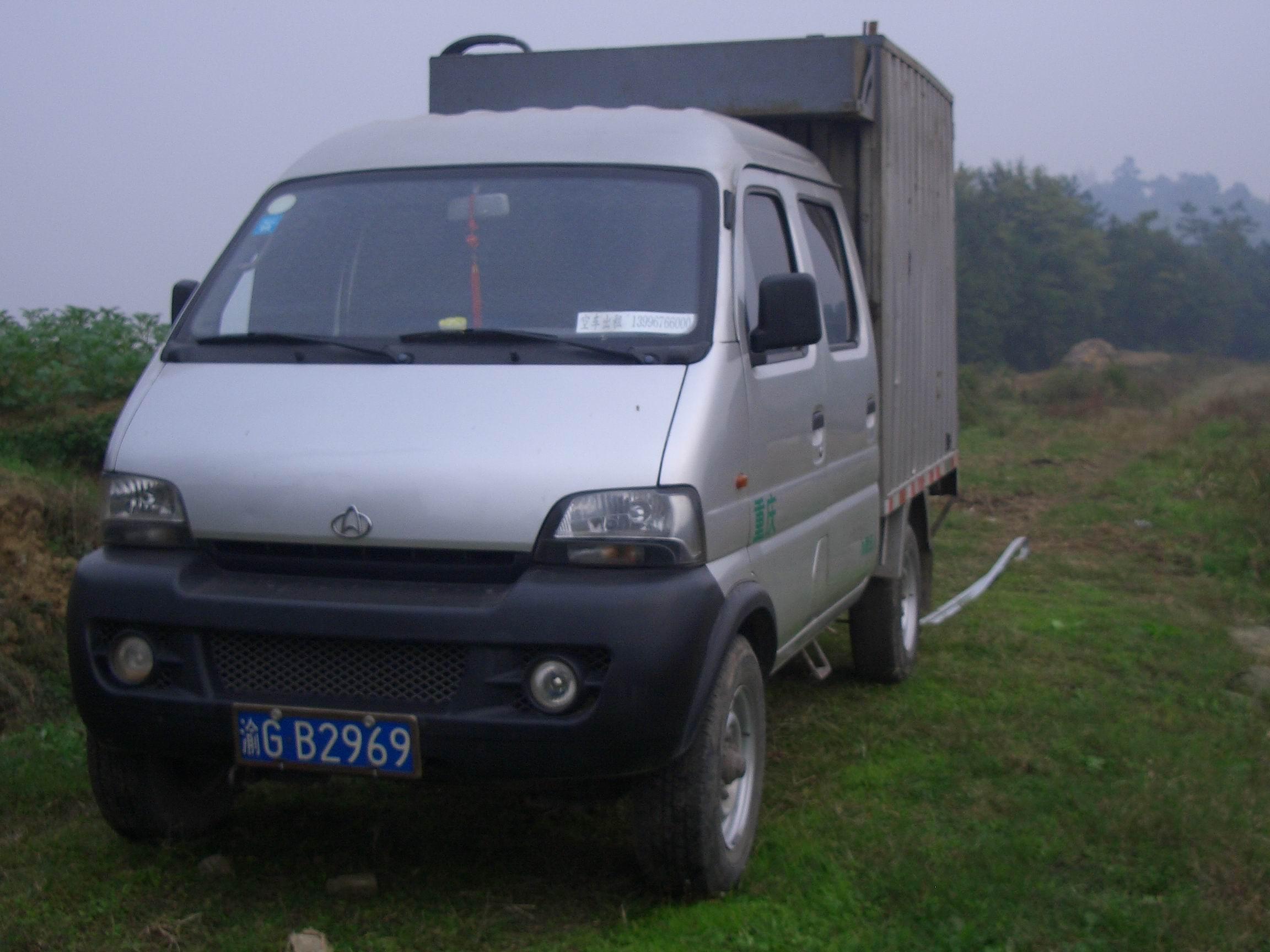 买二手小货车注意什么问题.双排座,吨位是一点五至两吨.图片