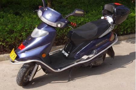 雅马哈迅鹰蓝色_洋县转让摩托车图片下载 洋县转让摩托车打包下载
