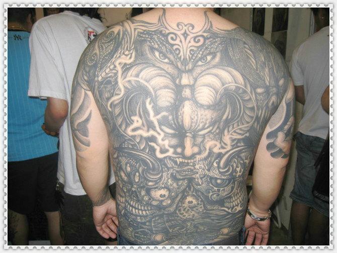 小双2010纹身展会