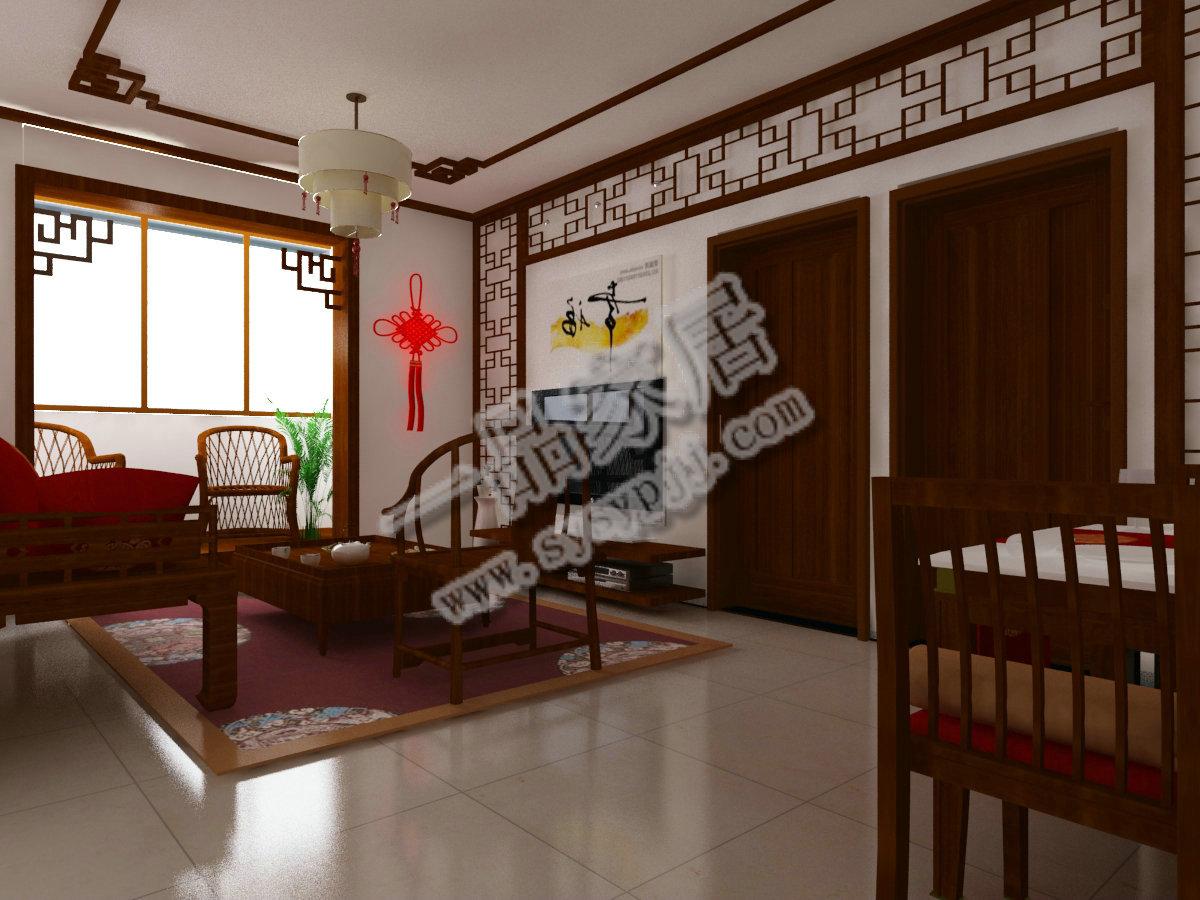 家装效果图 高清图片