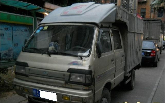 黑豹双排座货车低价转让高清图片