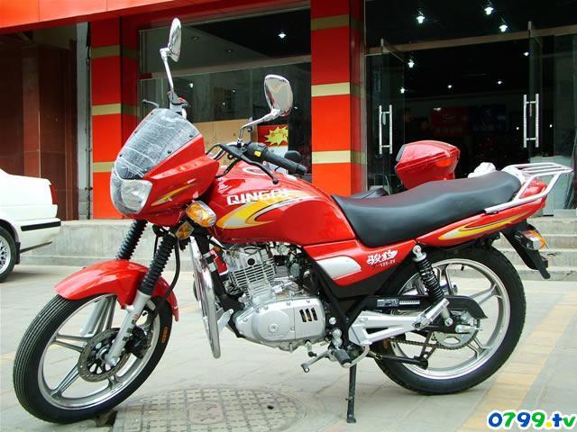 男士摩托车换女士摩托车
