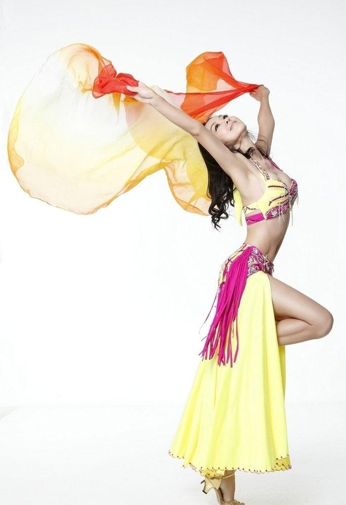 世界最古的舞蹈形之一的肚皮舞