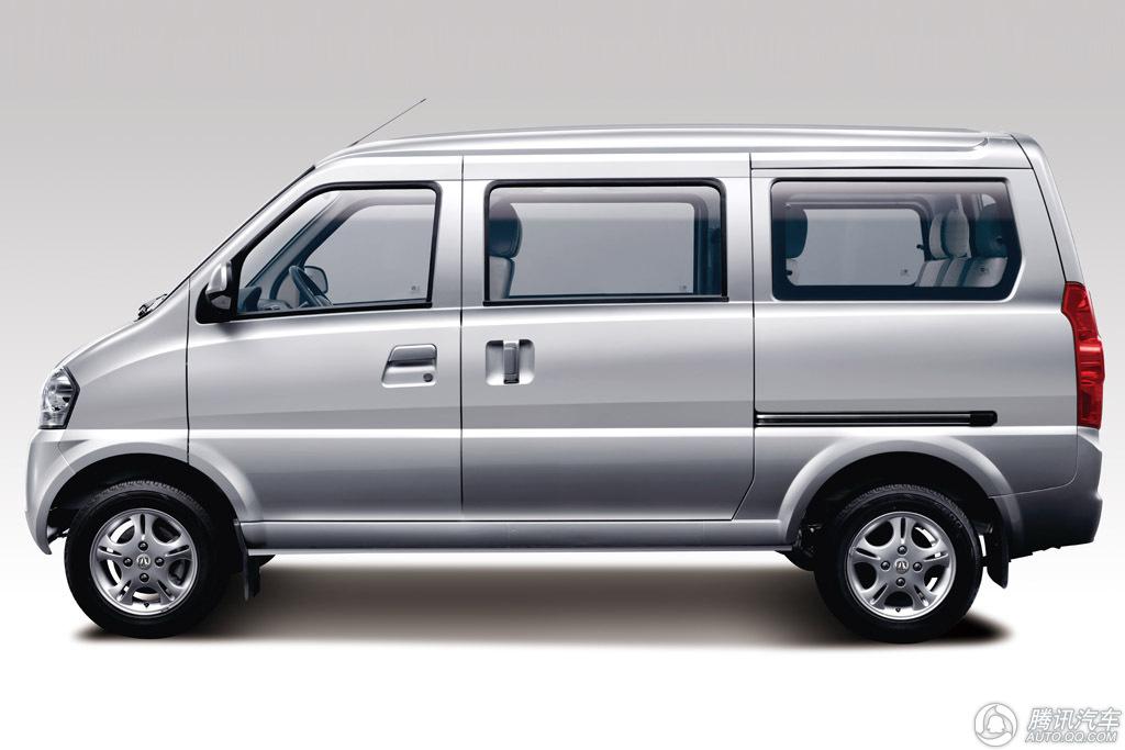 青岛二手 长安 星光 4500 5座封闭小 货车 2009年