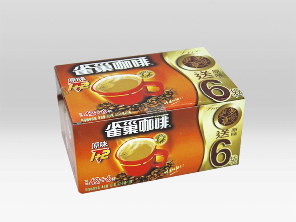 <em>雀巢咖啡</em>42+6杯