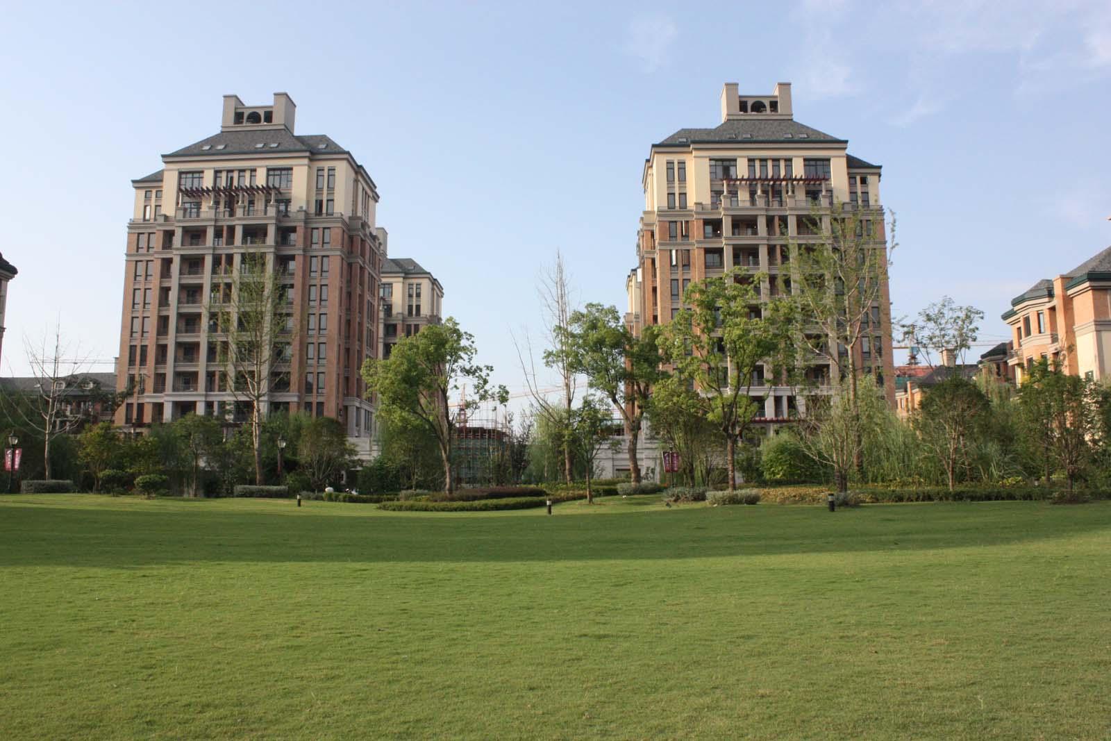 出租绿城西子中心位置小高层住宅一套 高清图片
