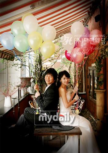 情侣形象设计——打造完美婚礼