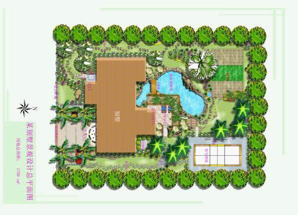 园林快捷设计平面图_园林快捷设计平面图分享展示
