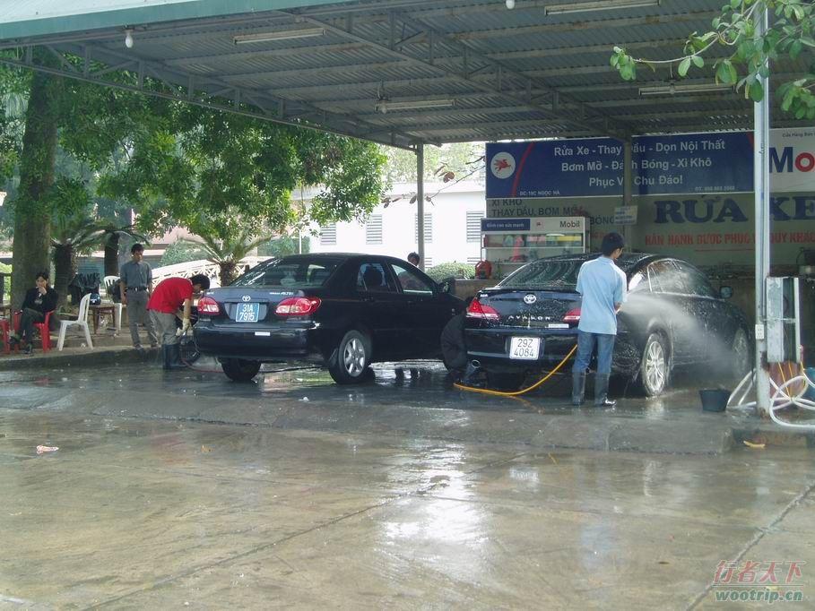 洗车场转让 装装修
