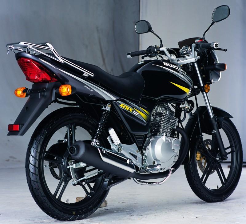 铃木欧三GSX QS125 系列摩托车