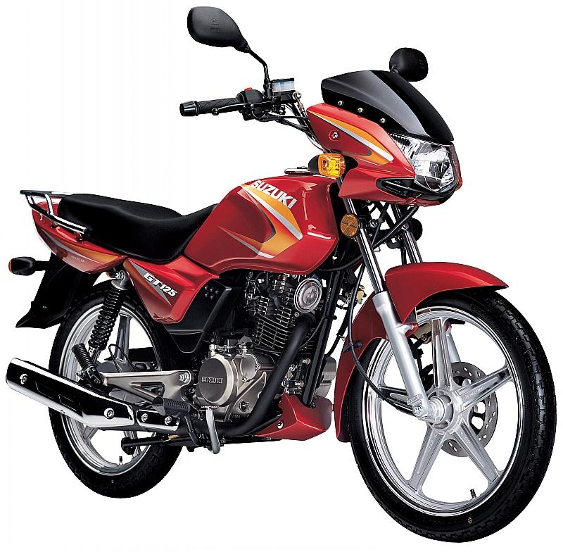 """宏运""""真品""""铃木摩托.富顺总代理-铃木GT125系列摩托车高清图片"""