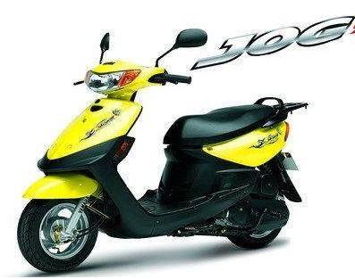 供应原装林海雅马哈yamaha福喜福禧巧格jog100摩托车