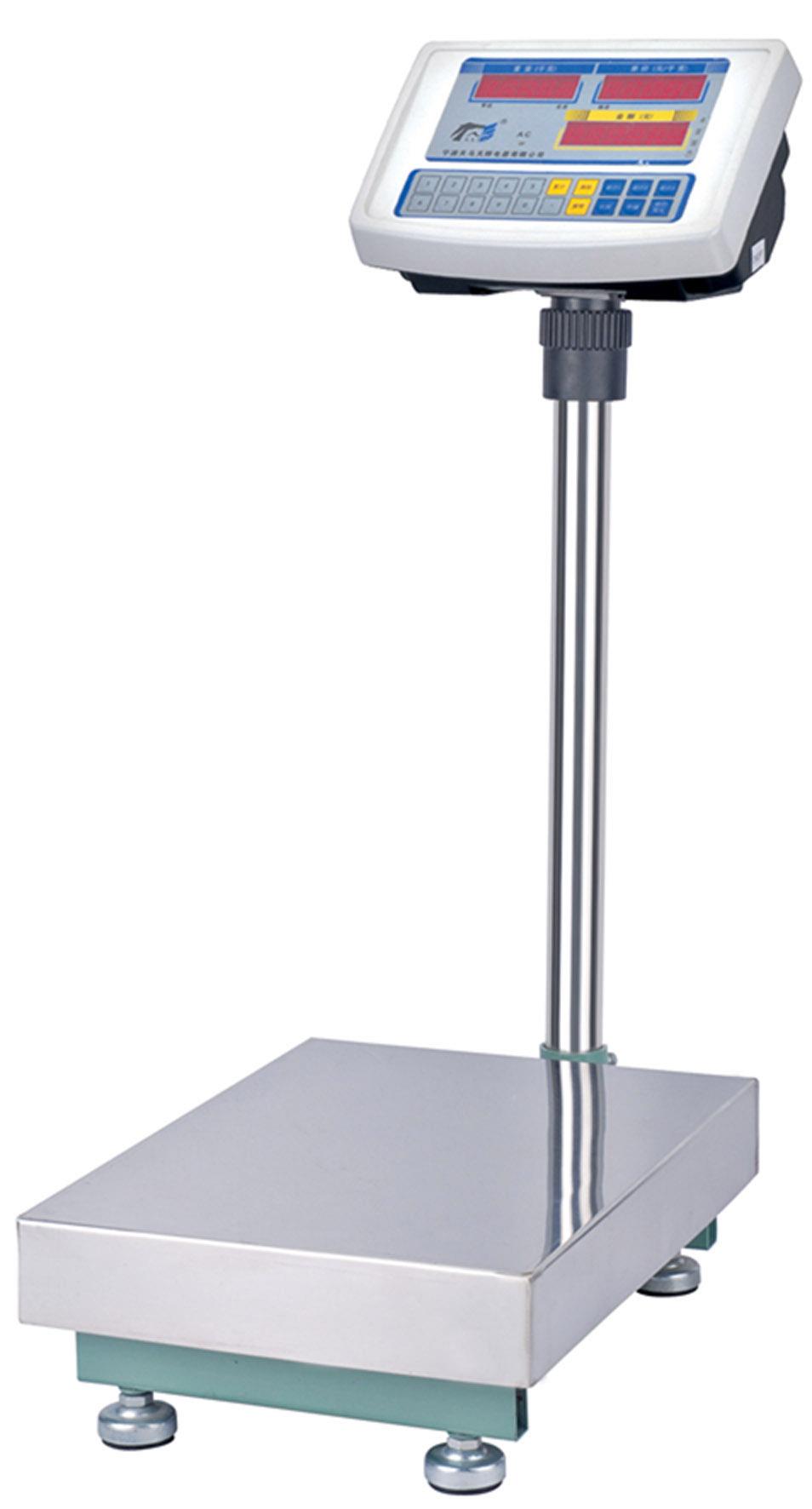 电子秤接线方法