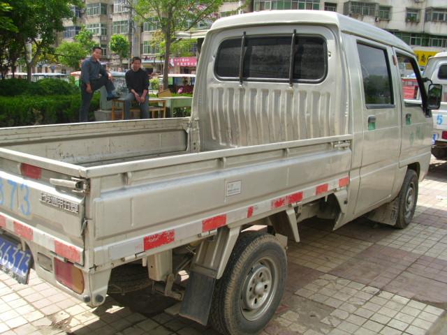 加长五菱双排小货车出租 皖L 66373