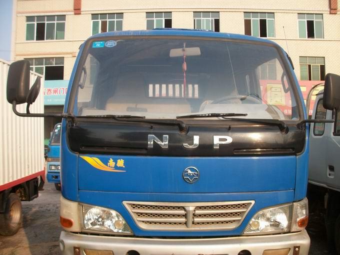 南骏4100 农用车高清图片