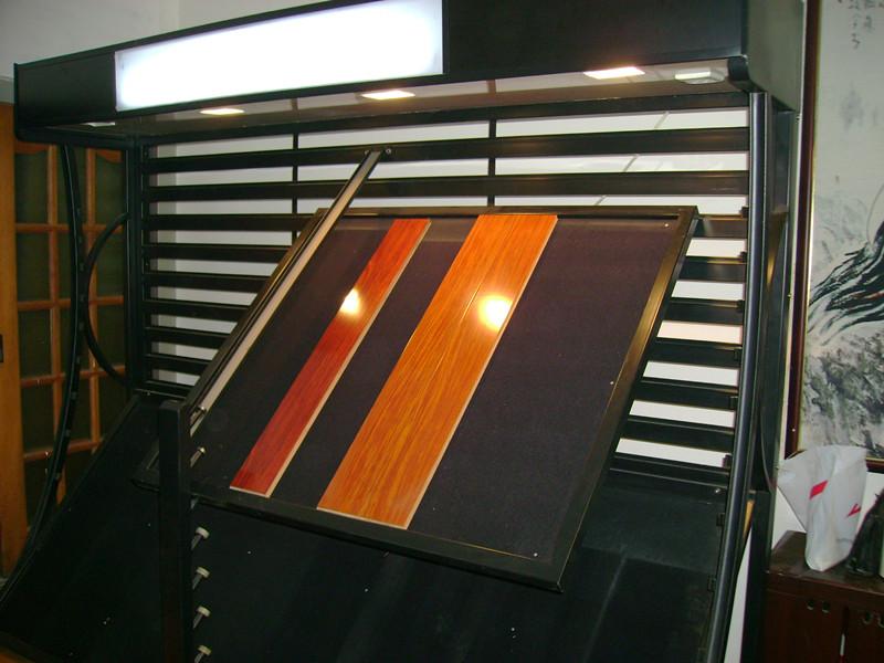 木地板专用展示架
