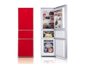 TCL 212升三开门冰箱BCD-212UB15 -店铺装饰