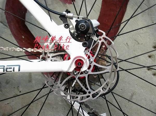 自行车碟刹结构图图片大全 自行车碟刹系统 图片 互动百科
