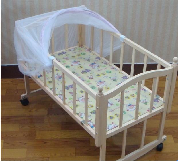 最简单的手工婴儿床制作方法