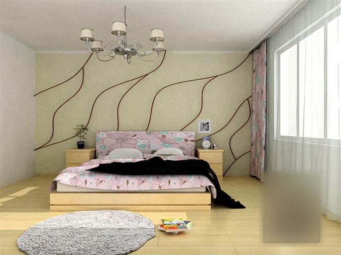 臥室效果圖