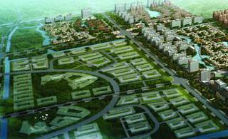 如东县城重大项目效果图(更新海花新城)