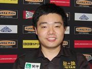 英锦赛丁俊晖挽赛点逆转 9-8险胜卡特晋级四强
