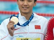 张琳破纪录折桂 中国男泳世锦赛首夺金