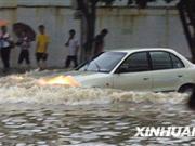 """""""天鹅""""热带风暴肆虐 近百海南的船员渔民失踪"""