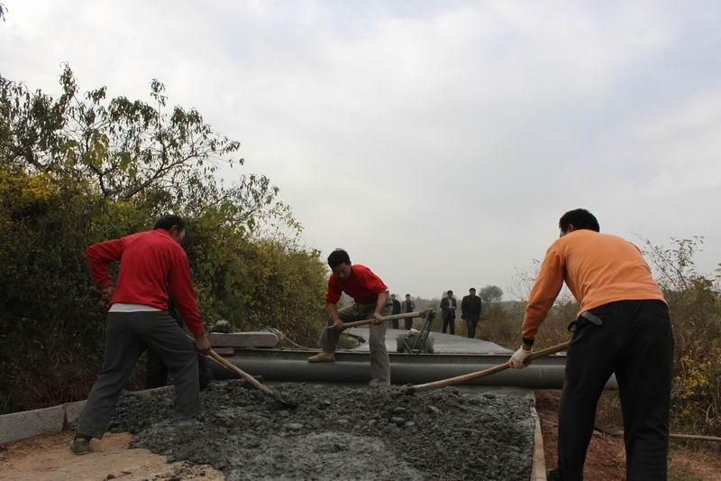 【2016年乡镇后期扶持项目建设实施情况报告】