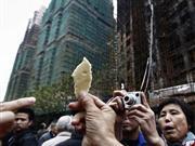 上海大火初步断定,起因是工人违规电焊施工