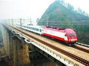 我国施工难度最大山区铁路宜万铁路今日通车