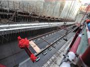 北京轨道交通亦庄线开始铺轨预计9月试运行