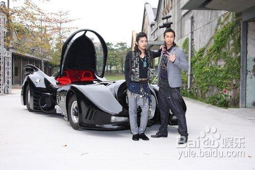 周杰伦借蝙蝠车为新人造势 六千万豪车能看不能开,五常娱乐资讯,五图片