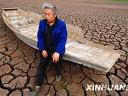 """中国西南部大旱令数千万人身陷""""水危机"""""""