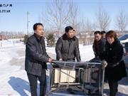 依安县计生委为支援村屯社区服务建设捐助医疗器械