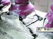 武广专线引发地陷续:广州称受损房屋可继续使用