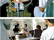 珠海北大附中师生课堂抡凳互殴