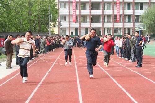 亭子等五个乡镇组成的14支代表队共280余名运动