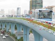 BRT运营公司出台限速新规 速度过低影响市民出行