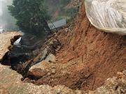 湖南一天发布17个暴雨预警 或有地质灾害(组图)