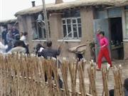 村民因信大仙集体发作精神病 警察动用催泪弹