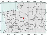 新疆精河县发生4.5级地震 周边城市震感强烈