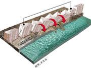 广东肇庆发生滑坡致7栋居民楼倒入江中