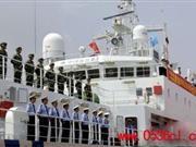 中国海监赴俄罗斯参加北太平洋地区海岸警备安保联合演习