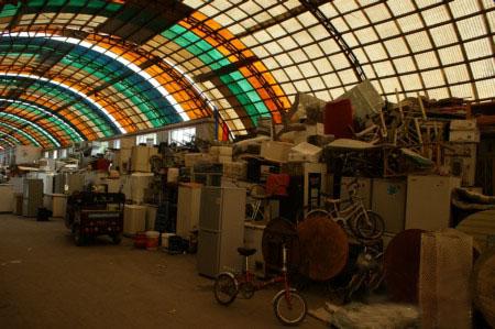 安达市铁西市场环境整治取得明显效果图片