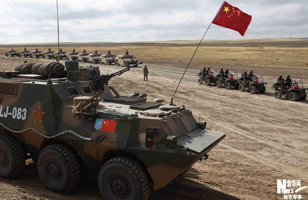 解放军特种部队现身上合军演 配先进装备,沂水国际热点,沂水在线