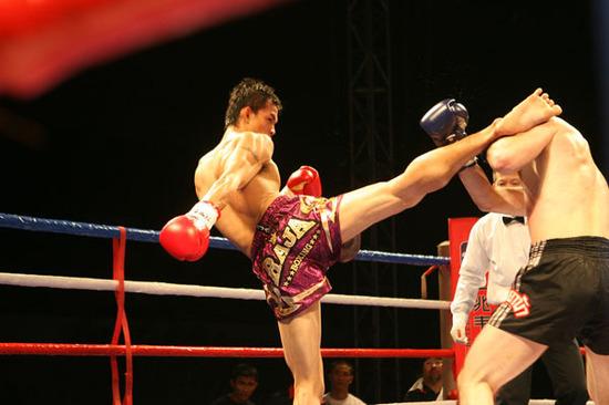 泰拳王蓝桑坤-五大泰拳王欲复仇中国功夫 将采用K1规则图片