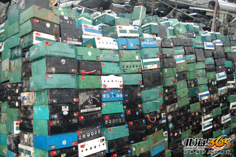 电动车电池回收价格   请问48v20ha的旧电动车电池 能卖多高清图片