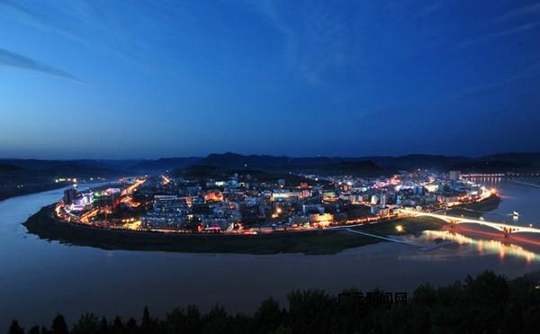 成都夜景最美的地方图片大全 中国五大最美的城市夜景图片图片
